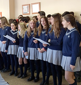 Edelweiss extracurricular choir