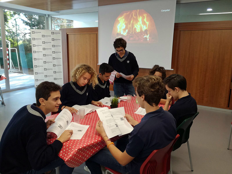 Primer Proyecto De 4ºESO: Science Uncovered