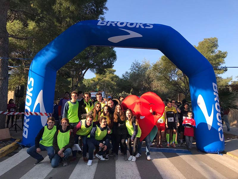 1ª Carrera Solidaria Happ Run A Beneficio De Mamás En Acción